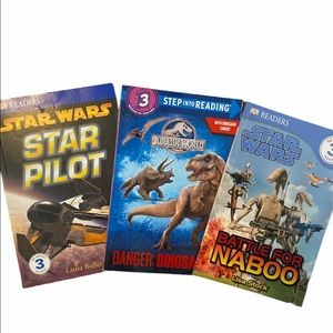 Learn to Read Level 3 Kids Books Bundle